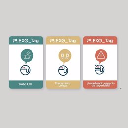 Primera tarjeta tecnológica para rastreo de COVID