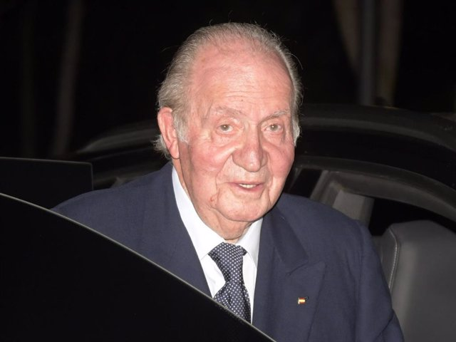 El Rei Don Joan Carlos, en una imatge d'arxiu