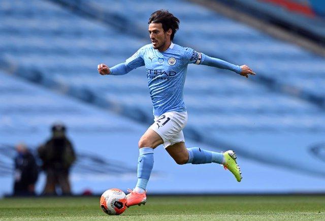 Fútbol.- El Manchester City colocará una estatua de David Silva en el Etihad Sta