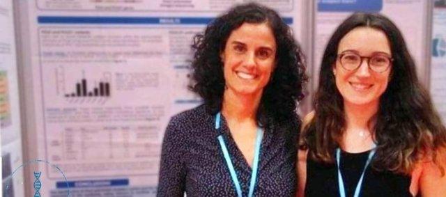 Laura Valle y Pilar Mur, investigadoras del CIBERONC