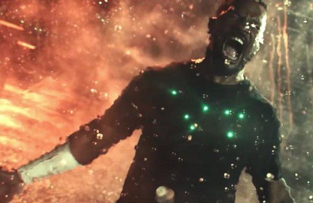 Jamie Foxx en Proyecto Power, el último éxito de Netflix