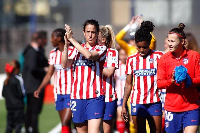 Fútbol.- El Atlético de Madrid Femenino vuelve a entrenar tras recibir el visto