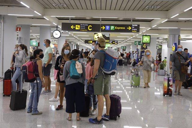 Coronavirus.- Un diputado alemán de la CDU pide prohibir los viajes a Mallorca