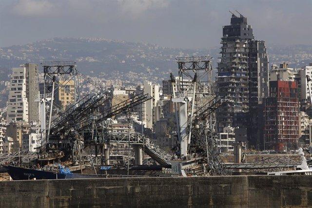 Líbano.- La Justicia libanesa ordena detener al jefe de aduanas del puerto de Be