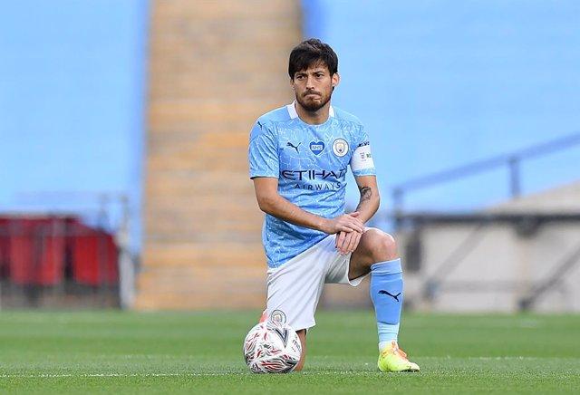 """Fútbol.- Silva: """"El Manchester City y yo hemos crecido juntos"""""""