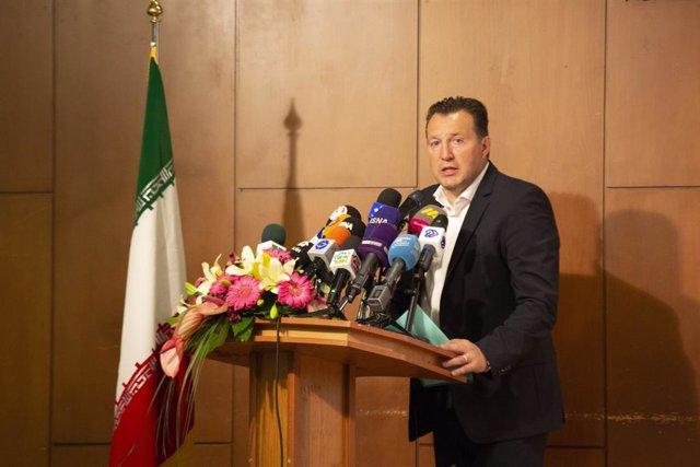 Fútbol.- La Federación de Irán deberá indemnizar a Marc Wilmots con seis millone