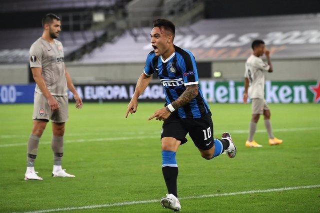 Fútbol/Liga Europa.- Crónica del Inter de Milán - Shakhtar Donetsk, 5-0