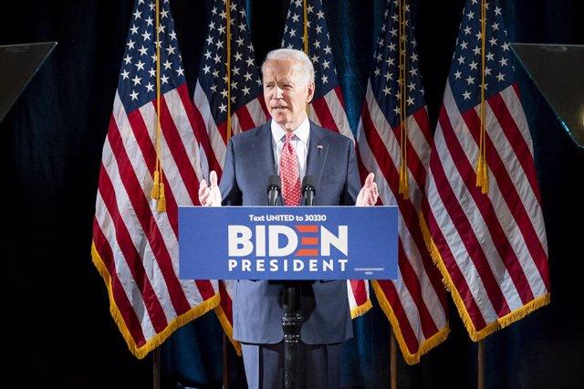 EEUU.- Comienza la Convención Demócrata con la presencia virtual de sus particip