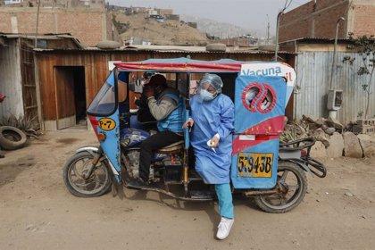 Coronavirus.- El sindicato público médico de Perú anuncia un paro de 48 por el incumplimiento de sus peticiones