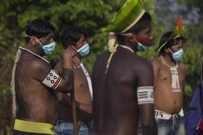 Coronavirus.- Brasil suma ya más de 108.000 muertes y registra la primera entre los trabajadores de la Presidencia