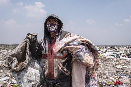 Coronavirus.- México supera los 57.000 fallecidos aunque se reduce un 55 por ciento la mortalidad en la última semana
