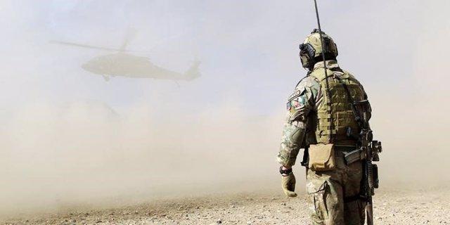 Estudiando el trauma de la guerra en veteranos