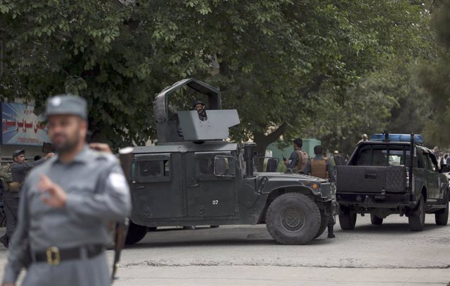 Afganistán.- Al menos diez heridos por el disparo de varios cohetes en Kabul en