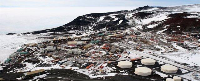 Nuevos patrones de viento ecuatorial llegan a la Antártida