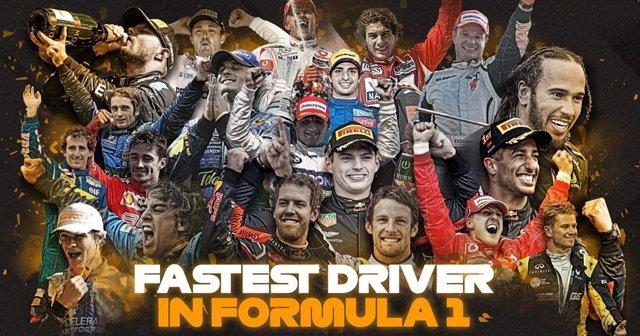 Fórmula 1.- La Fórmula 1 señala a Senna como el piloto más rápido de la historia