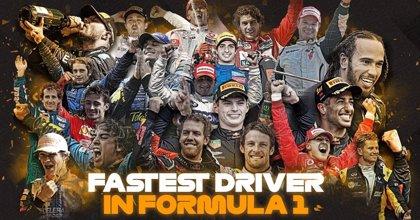 La F1 señala a Senna como el piloto más rápido de la historia con Alonso quinto