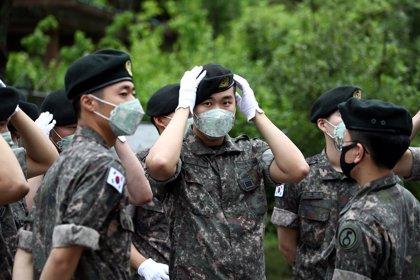 Corea.- Estados Unidos y Corea del Sur inician maniobras militares, reducidas por la pandemia