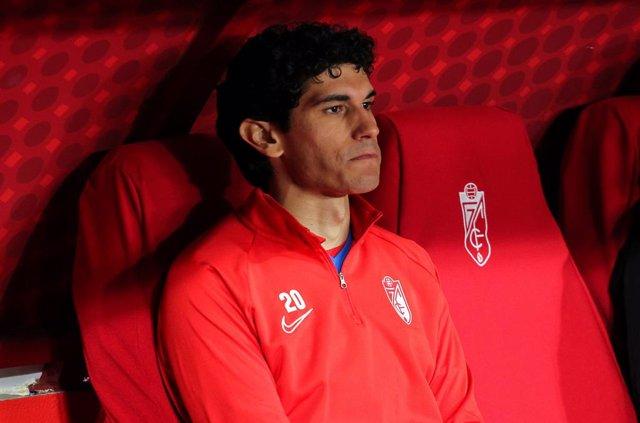 Fútbol.- Vallejo continuará jugando cedido en el Granada la próxima temporada