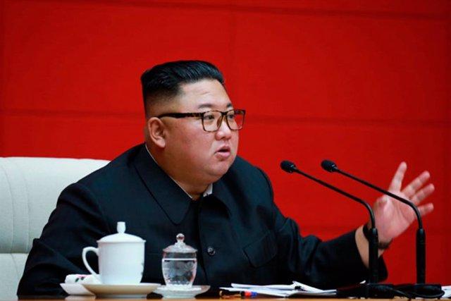 """Corea.- Kim Jong Un convoca a la cúpula del partido para tratar un asunto """"cruci"""