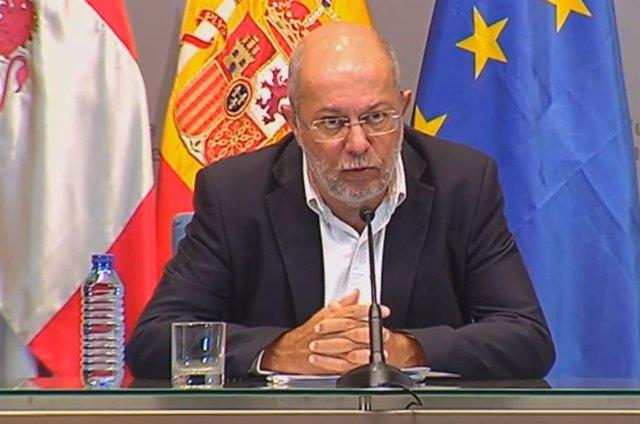 Cvirus.- Castilla y León solicitará ampliar la prórroga de las medidas en Aranda (Burgos) hasta completar los 14 días