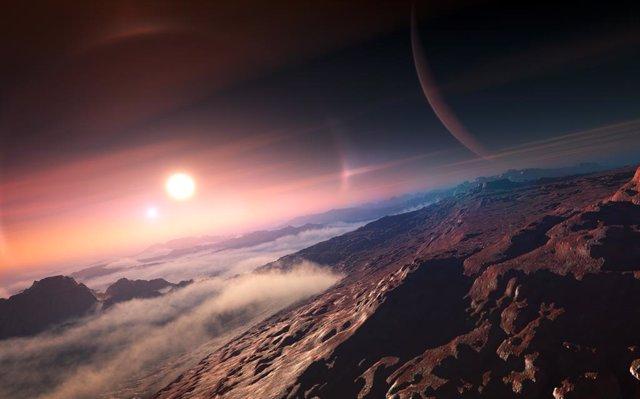 Nuevo modelo para interpretar futuras búsquedas de vida en exoplanetas