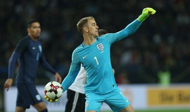 Fútbol.- El Tottenham refuerza su portería con Joe Hart