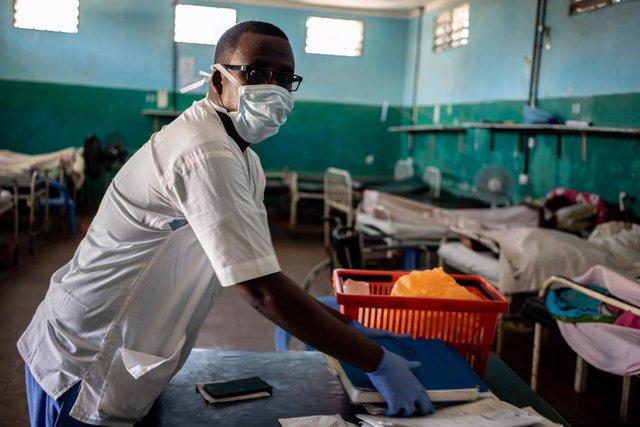 Coronavirus.- CICR denuncia más de 600 incidentes violentos contra personal sani