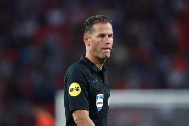 Fútbol/Liga Europa.- El neerlandés Danny Makkelie arbitrará la final Sevilla-Int