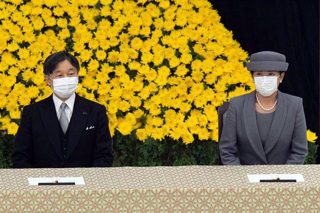 Coronavirus.- El emperador Naruhito de Japón cancela sus vacaciones por la pande
