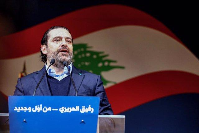 """Líbano.- Hariri acepta el veredicto del TEL sobre el asesinato de su padre: """"Hoy"""