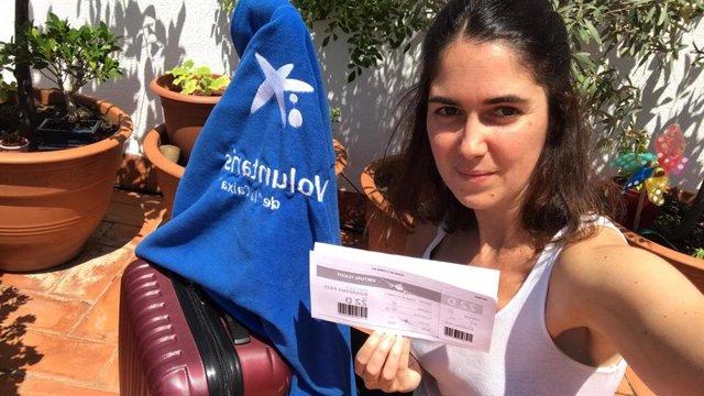 Tres andaluces colaboran en remoto durante sus vacaciones con proyecto de desarrollo como CooperantesCaixa