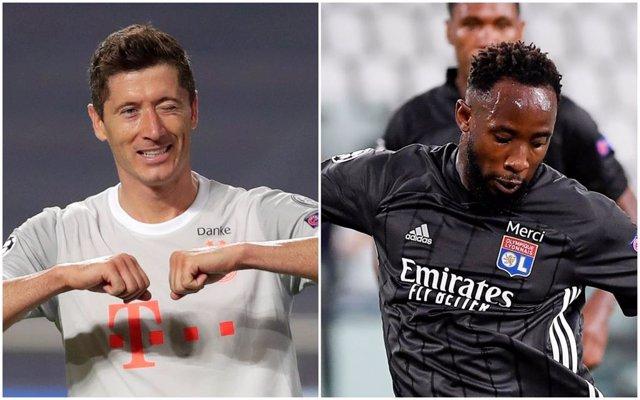 Fútbol/Champions.- Previa del Olympique Lyon - Bayern Múnich