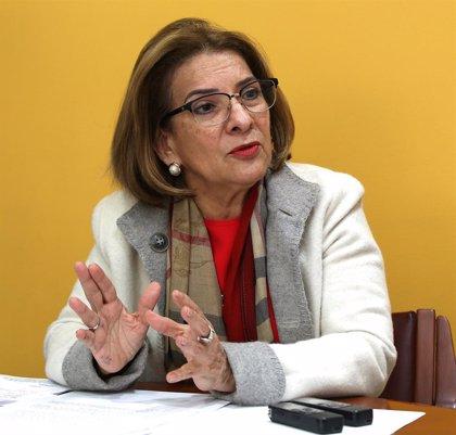 Colombia.- Dimite la ministra de Justicia de Colombia ante su posible nombramiento como procuradora general