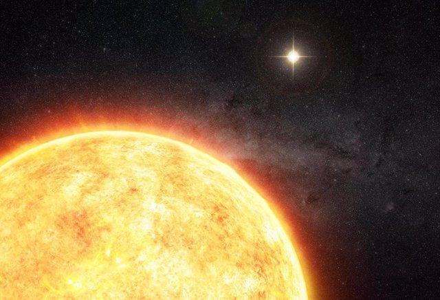Un compañero binario pudo intervenir en la formación del Sistema Solar
