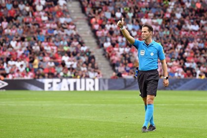 El holandés Danny Makkelie arbitrá la final entre Sevilla e Inter