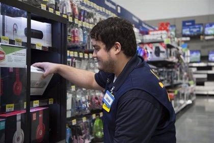 EEUU.- Walmart dispara un 79% su beneficio trimestral tras casi duplicar sus ventas 'online'