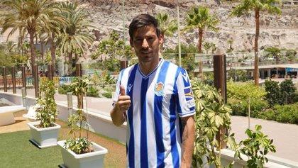 """Silva: """"He tenido bastantes ofertas, pero elegí la Real porque su estilo me viene muy bien"""""""