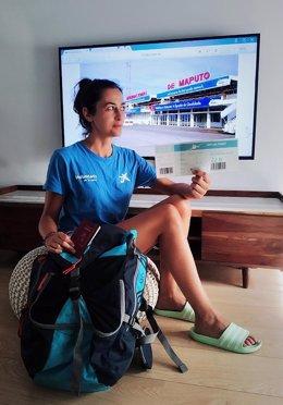 Cádiz.- Un gaditano dedica sus vacaciones a colaborar con proyectos de desarroll