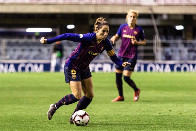 """Fútbol/Champions.- Vicky Losada: """"Somos mejor equipo y la experiencia que hemos"""