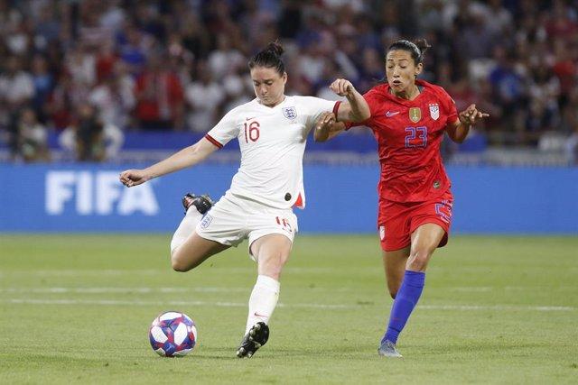 Fútbol.- El Atlético se refuerza con la inglesa Jade Moore a cuatro días de la C