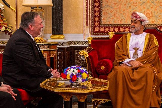 Omán.- El sultán de Omán nombra al nuevo ministro de Exteriores en plena reestru