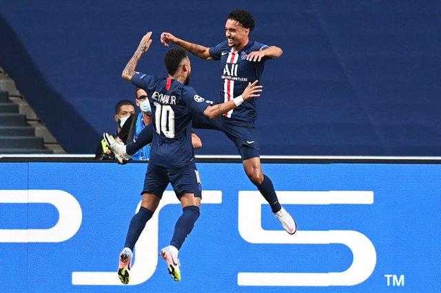 Fútbol/Champions.- Crónica del RB Leipzig - Paris Saint-Germain, 0-3