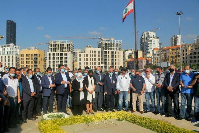 Líbano.- La ONU y la UE apoyan la sentencia del TEL en el asesinato de Hariri y