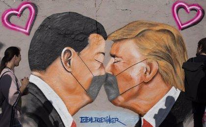 China/EEUU.- Trump cancela las conversaciones comerciales con China por la crisis de la pandemia