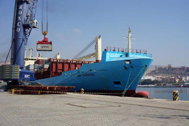 Dinamarca.- Maersk gana 523 millones en el primer semestre, frente a las pérdida