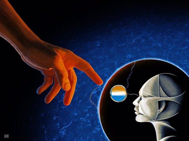 Sondear la realidad de las observaciones realizadas por una inteligencia cuántica artificial