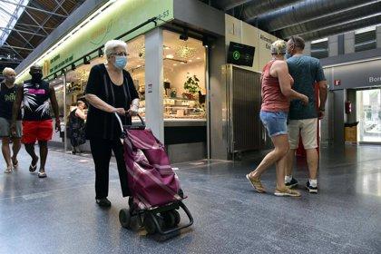 UE.- La inflación de la zona euro repunta al 0,4% en julio y amplía el diferencial de precios favorable a España
