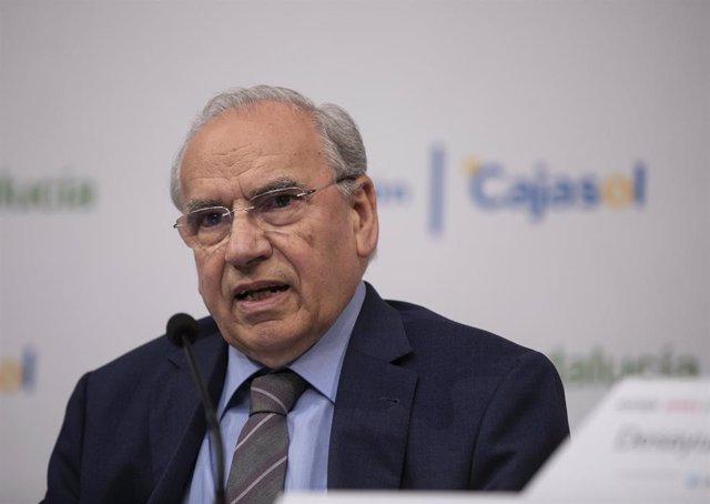 Imagen de recurso del exvicepresidente del Gobierno, Alfonso Guerra.
