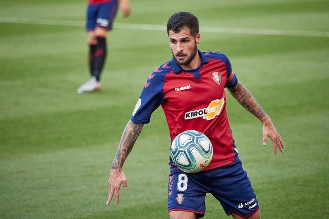Fútbol.- Fran Mérida, primer fichaje del Espanyol para buscar el ascenso