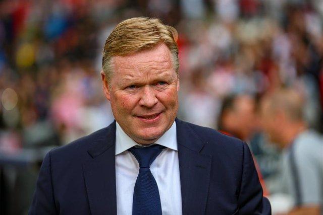Fútbol.- Koeman, nuevo entrenador del FC Barcelona para las dos próximas tempora